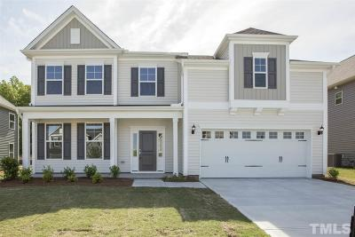 Knightdale Single Family Home For Sale: 4907 Sleepy Falls Run #Lot 31