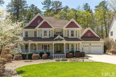 Chatham County Single Family Home Contingent: 464 Mountain Laurel