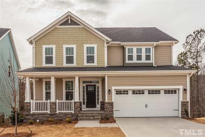 Holly Springs Single Family Home For Sale: 236 Mystwood Hollow Circle