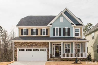Holly Springs Single Family Home For Sale: 240 Mystwood Hollow Circle
