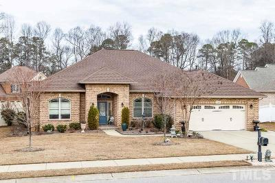 Fuquay Varina Single Family Home For Sale: 509 Sippihaw Oaks Drive