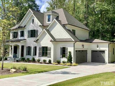 Pittsboro Single Family Home For Sale: 62 Stonecrest Way #Lot 2
