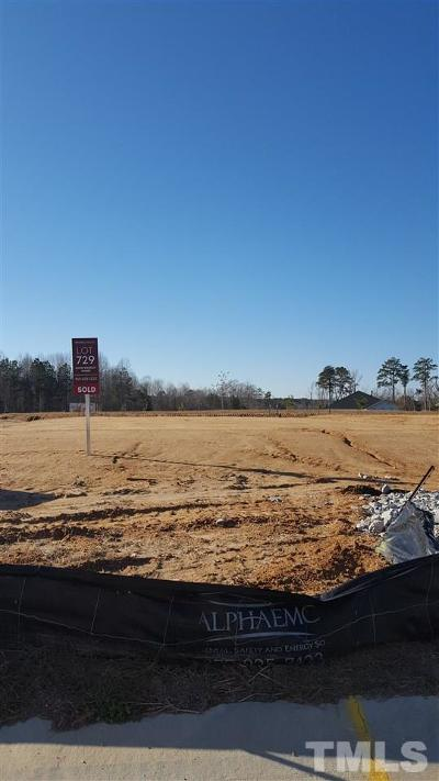 Wendell Single Family Home Pending: 408 Midnight Moon Drive