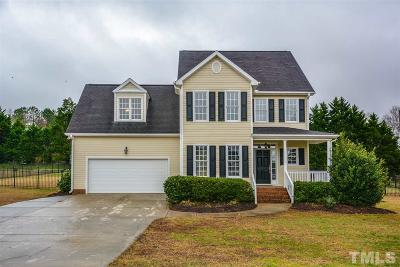 Youngsville Single Family Home For Sale: 10 Woodcrest Drive