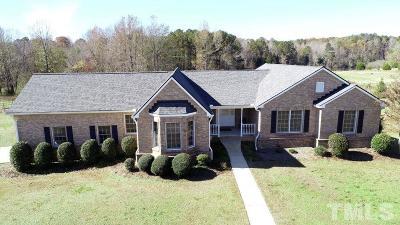 Louisburg Rental For Rent: 55 Serenity Lane
