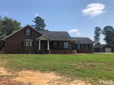 Dunn NC Single Family Home For Sale: $259,900
