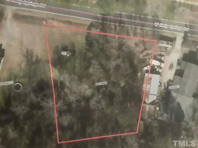 Holly Springs Residential Lots & Land For Sale: 509 W Holly Springs Road