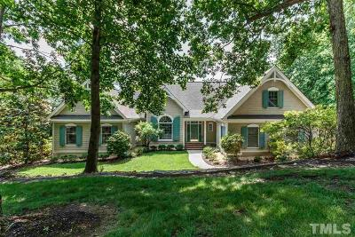 Chatham County Single Family Home For Sale: 50201 Manly