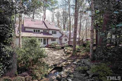 Durham County Single Family Home For Sale: 3901 Darby Road