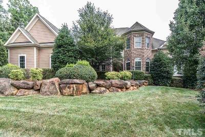 Chatham County Single Family Home For Sale: 21 Bellemont Ridge Road