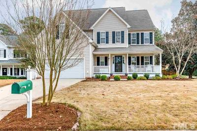 Holly Springs Single Family Home For Sale: 700 Bonhurst Drive