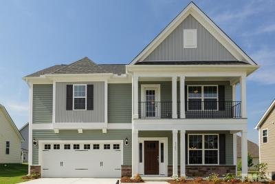 Knightdale Single Family Home For Sale: 4707 Broad Falls Lane #Lot 129