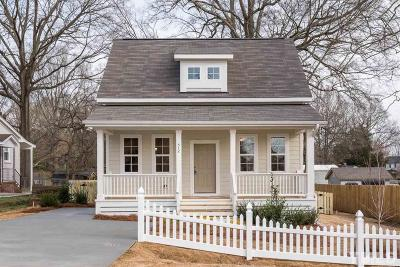 Wake Forest Single Family Home For Sale: 512 N Franklin Street