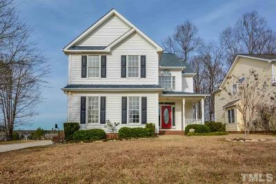 Wake Forest Single Family Home For Sale: 318 Longbourn Drive