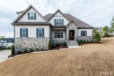 Raleigh Single Family Home For Sale: 5005 Wainscott Way