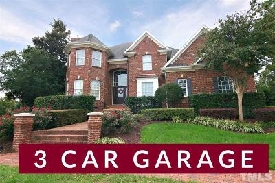 Raleigh Single Family Home For Sale: 2501 Sharon View Lane