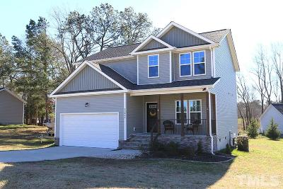 Zebulon Single Family Home For Sale: 10420 Carsons Creek Drive