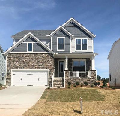 Holly Springs Single Family Home For Sale: 124 Tisbury Drive