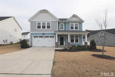 Knightdale Single Family Home For Sale: 1209 Redwood Valley Lane