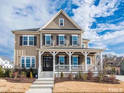 Holly Springs Single Family Home For Sale: 100 Duck Branch Drive