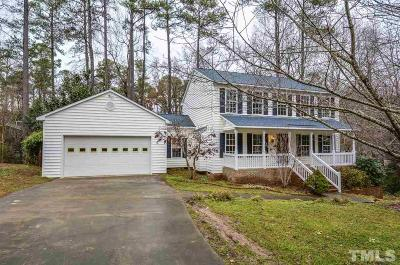Wake Forest Single Family Home For Sale: 412 Dacus Place