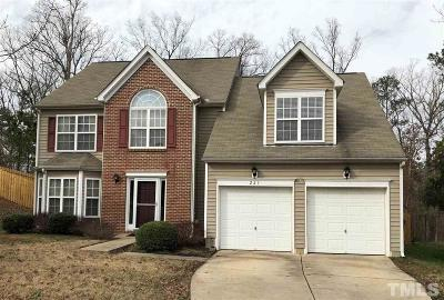 Wake County Single Family Home For Sale: 221 Talley Ridge Drive
