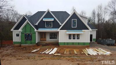 Wake Forest Single Family Home Pending: 7541 Cairnesford Way