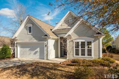 Cary Single Family Home Contingent: 710 Birstall Drive