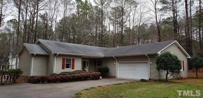 Durham Single Family Home For Sale: 6016 St Thomas Drive