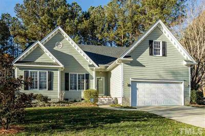 Apex NC Single Family Home For Sale: $300,000