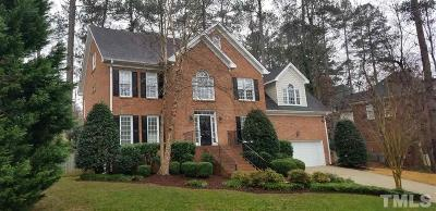 Cary Single Family Home For Sale: 103 St Lenville Drive