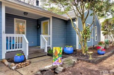 Cary Single Family Home Contingent: 105 Cameron Court