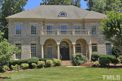 Cary NC Single Family Home For Sale: $740,000