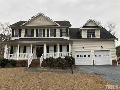 Sanford Single Family Home For Sale: 5805 Mockingbird Lane