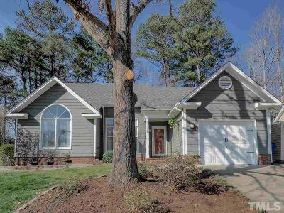 Raleigh Single Family Home For Sale: 5712 Edgebury Road