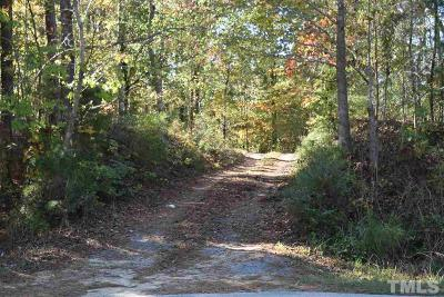 Wake County Residential Lots & Land For Sale: 2201 Averette Road