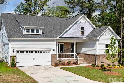 Fuquay Varina Single Family Home For Sale: 257 Marley Way #Lot 96