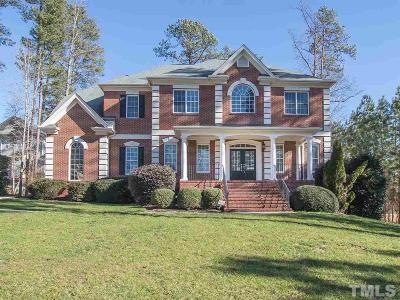 Chapel Hill Single Family Home For Sale: 606 Bear Tree Creek