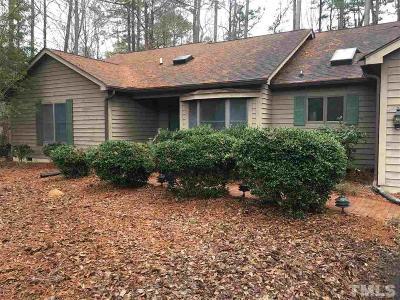 Pittsboro Rental For Rent: 177 Windstone