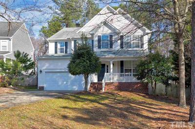 Cary Single Family Home Pending: 304 Capistrane Drive