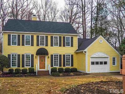 Cary Single Family Home For Sale: 112 Greenhaven Lane