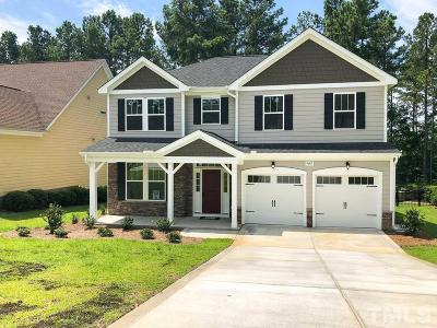 Harnett County Single Family Home For Sale: 905 N Micahs Way