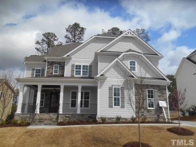 Cary Single Family Home For Sale: 1405 Brady Springs Road