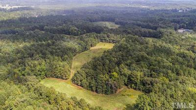 Chatham County Residential Lots & Land For Sale: 192 Otis Johnson Road
