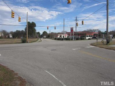 Wake County Commercial For Sale: 60 Liles Dean Road