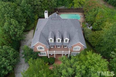 Chapel Hill Single Family Home For Sale: 402 Englewood Drive