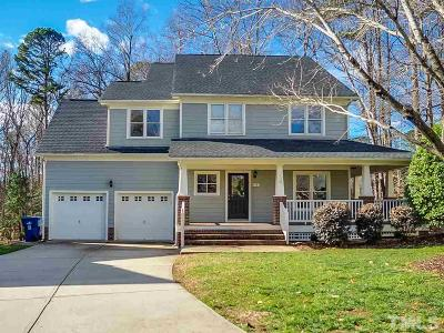 Wake County Single Family Home For Sale: 2612 Kinlawton Place