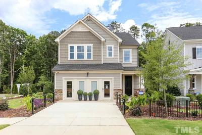 Cary Single Family Home For Sale: 709 Flip Trail