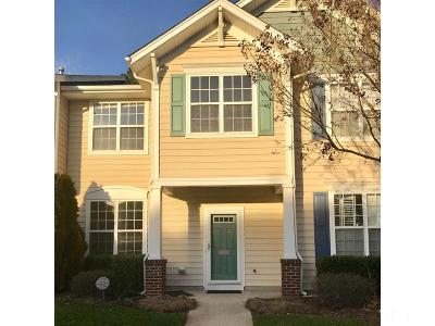 Morrisville Rental For Rent: 312 Hamlet Park Drive
