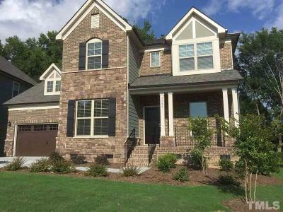 Apex Single Family Home For Sale: 1537 Thassos Drive